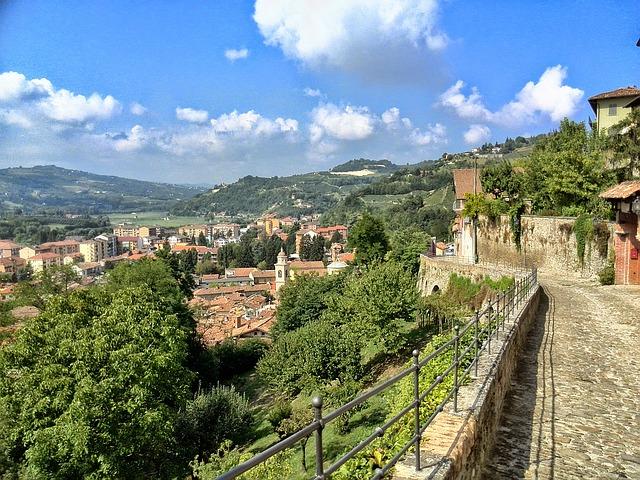 Canelli: cosa vedere nella città dell'Asti Spumante