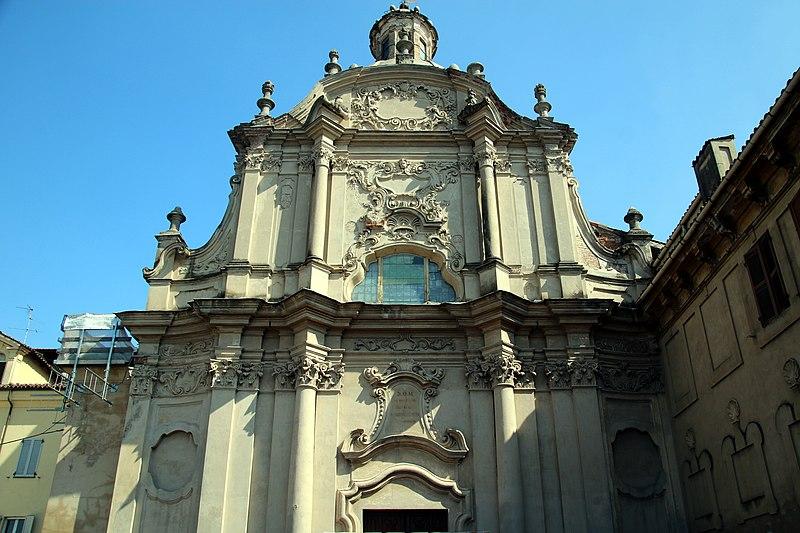Chiesa di Santa Caterina Casale Monferrato